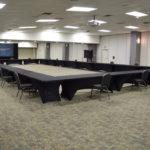 Boardroom Setting